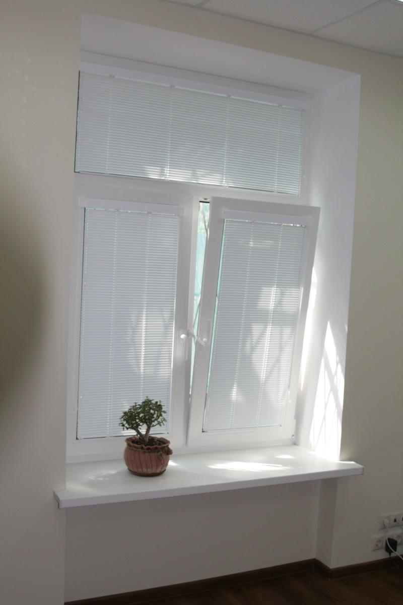 инструкция по установке рулонных штор vidella на пластиковые окна