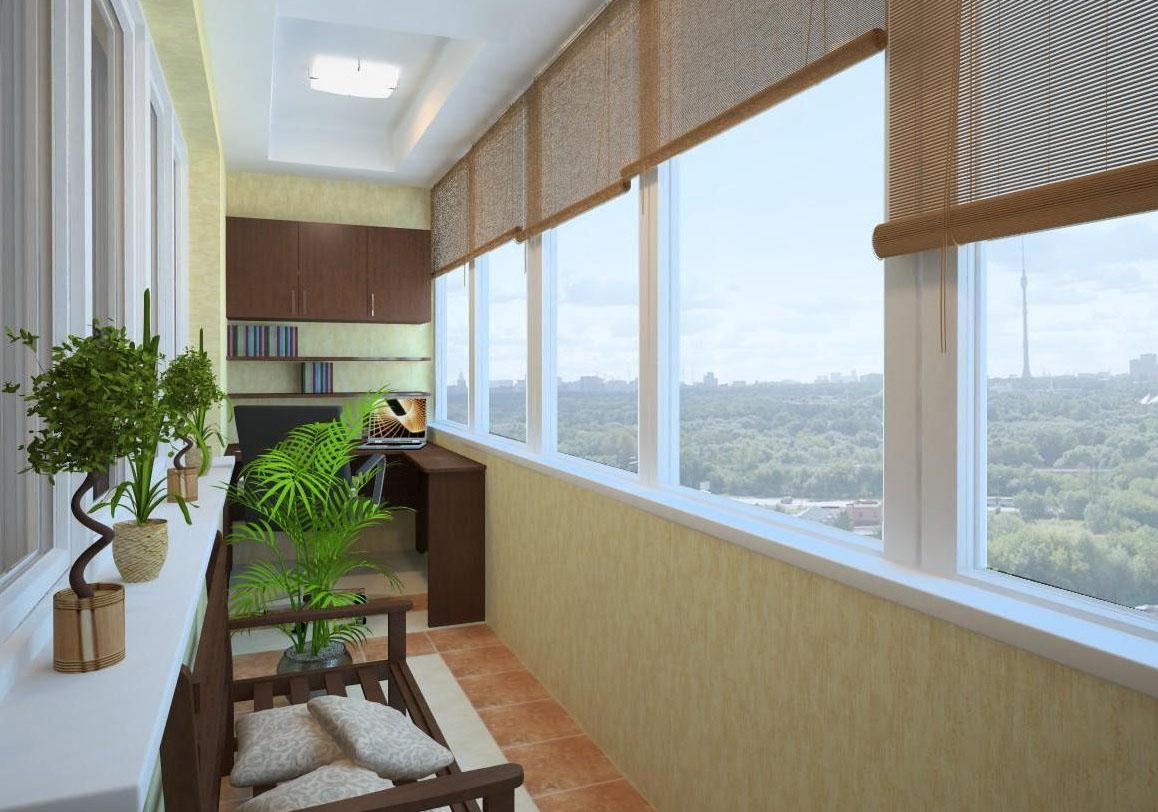 варианты благоустройства балкона фото грядки