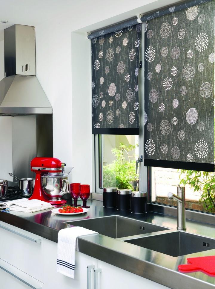 жалюзи и рулонные шторы на пластиковые окна фото